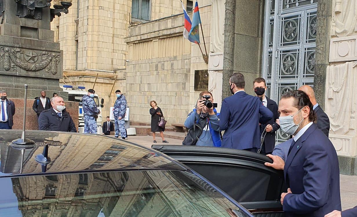 """الاختراق الحكومي في طريق مسدود و""""حج سياسي"""" إلى موسكو"""