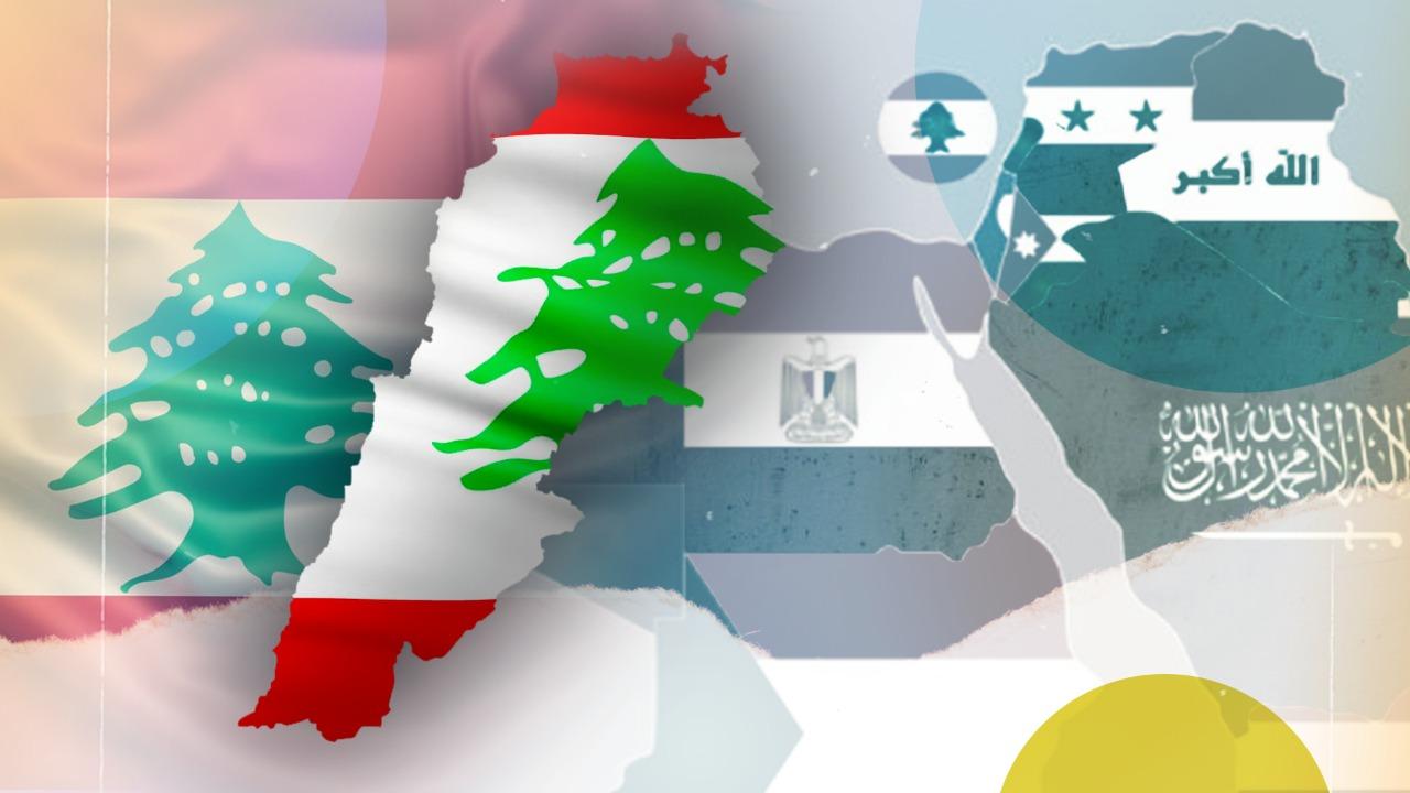 لبنان والعمق العربي