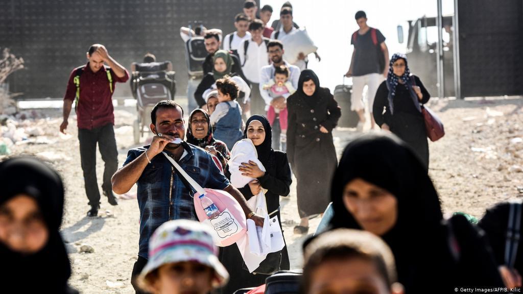 ذا إيريش تايمز: الدنمارك أخطأت… سوريا ليست آمنة