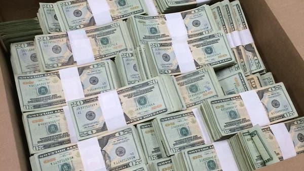 "فريش ماني"" مخدرات: ٣ ملايين دولار"