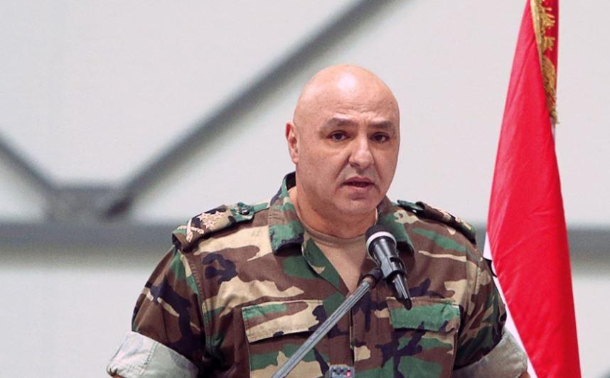 قائد الجيش ليس معنيا بكلام الفرزلي