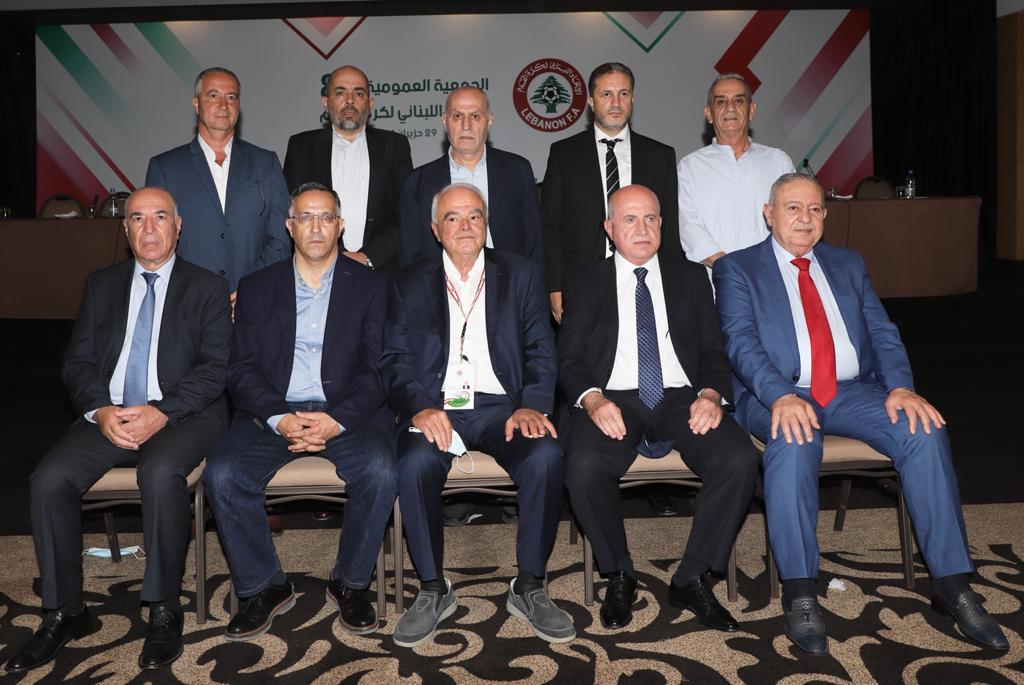 الاتحاد اللبناني لكرة القدم 2021