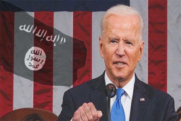 جو بايدن وداعش