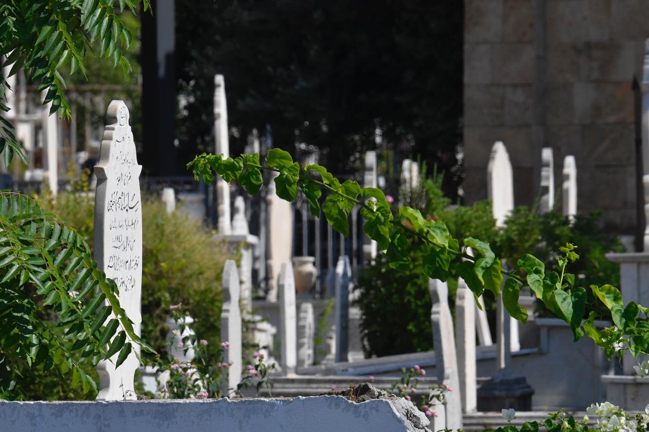 مقابر بيروت