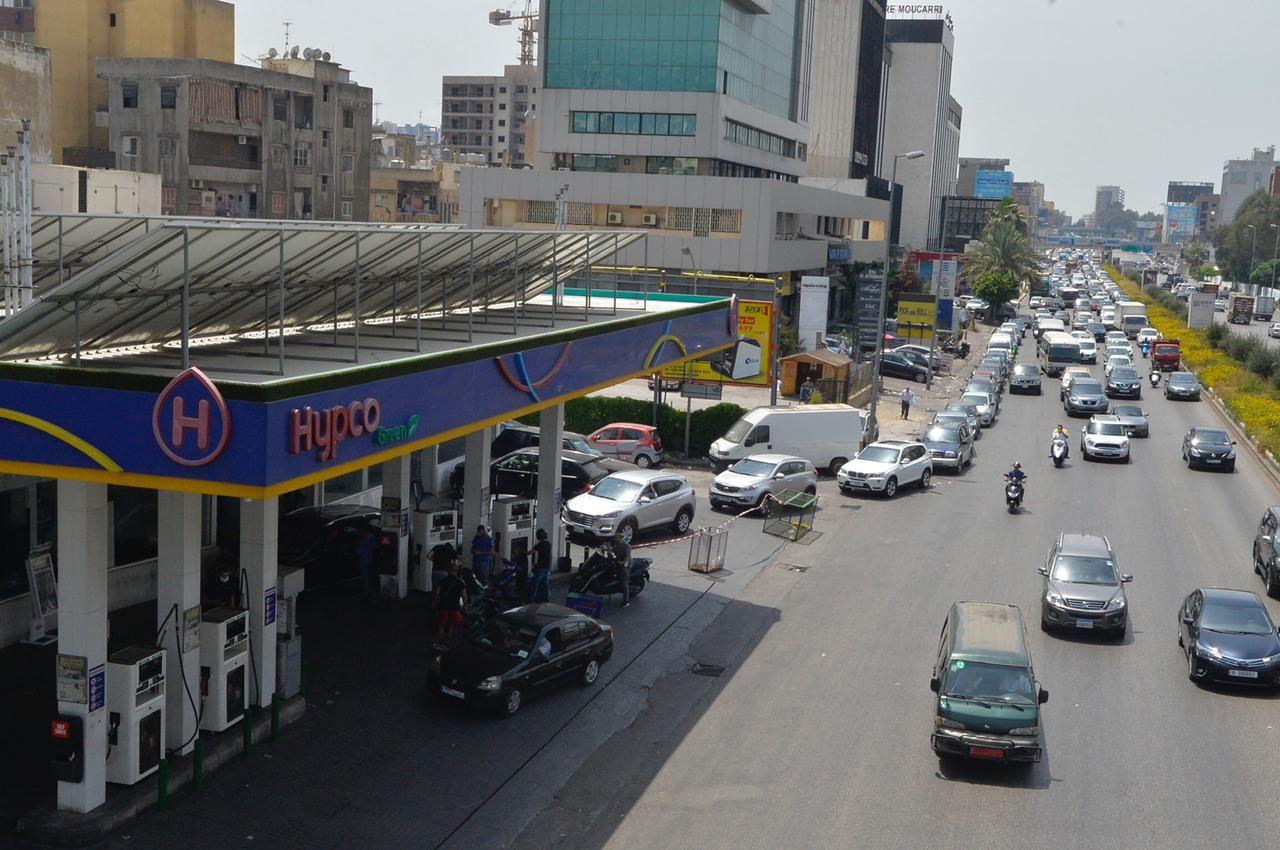 ازمة البنزين