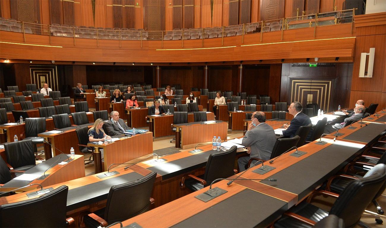 لجنة الإدارة والعدل