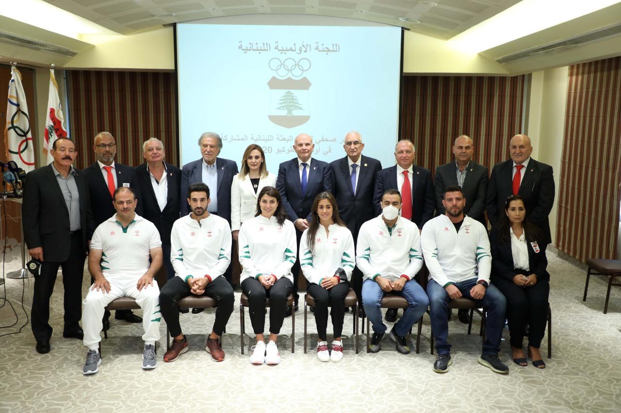 مازن رمضان لـ لبنان الكبير: نثق برياضيينا ونأمل إحراز الميدالية