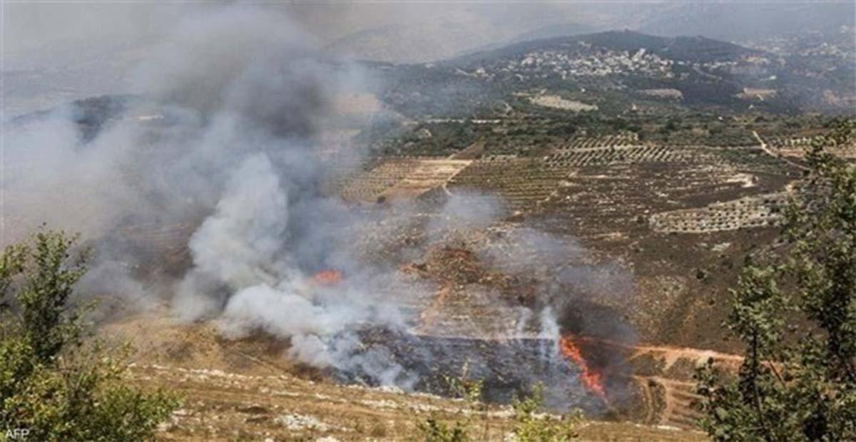قصف اسرائيلي