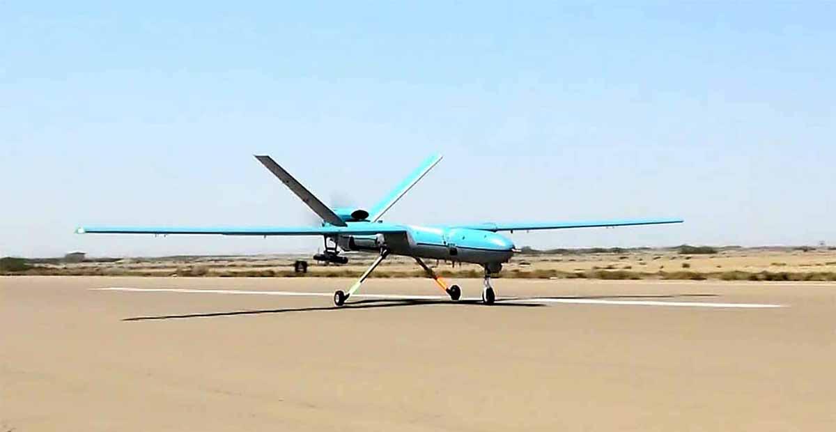 طائرة مسيرة ايرانية