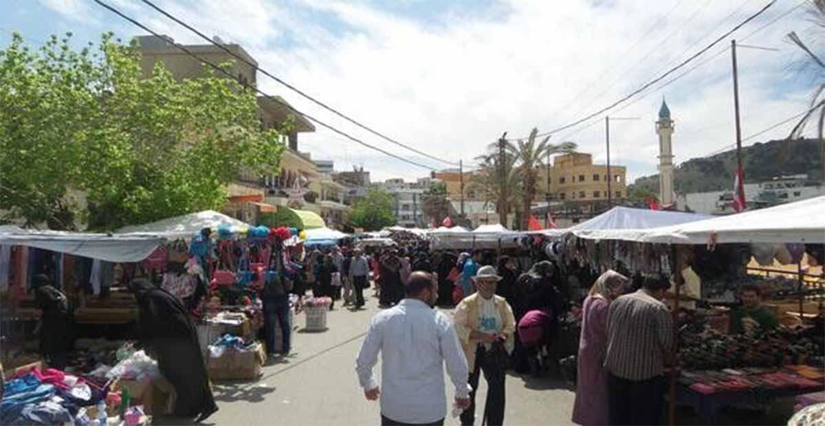سوق بالجنوب