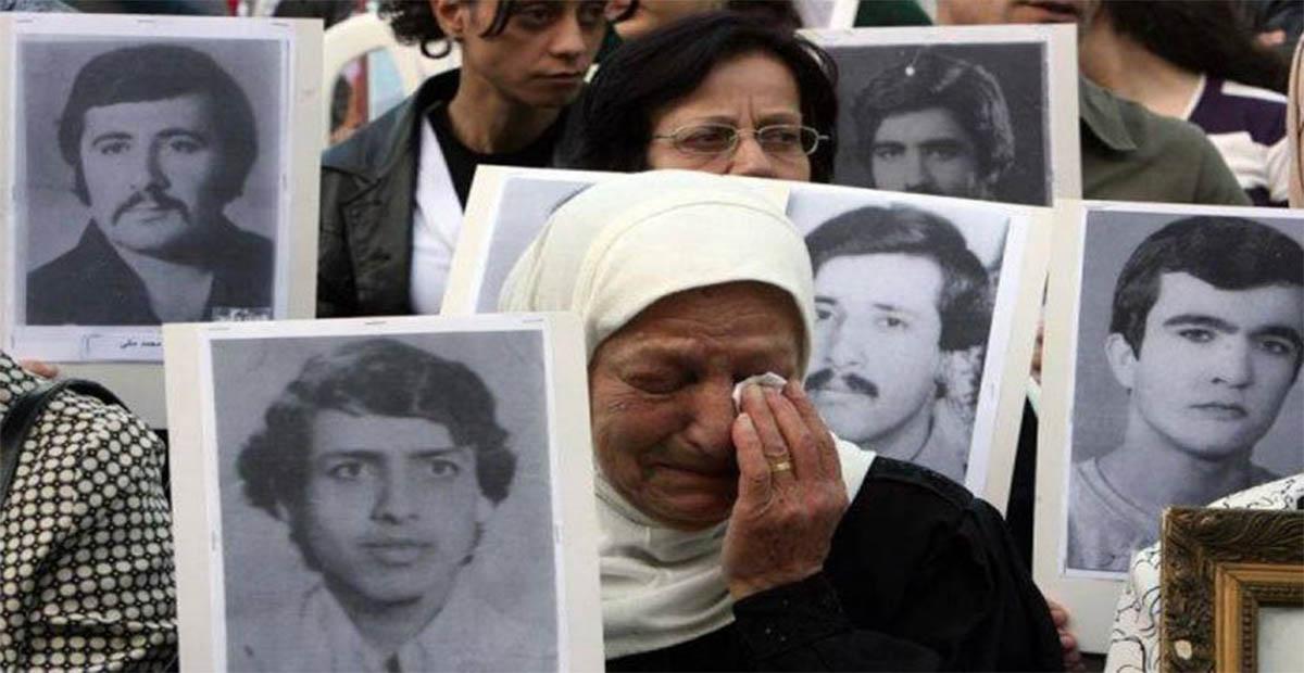 اهلاي المفقودين اللبنانيين في سوريا