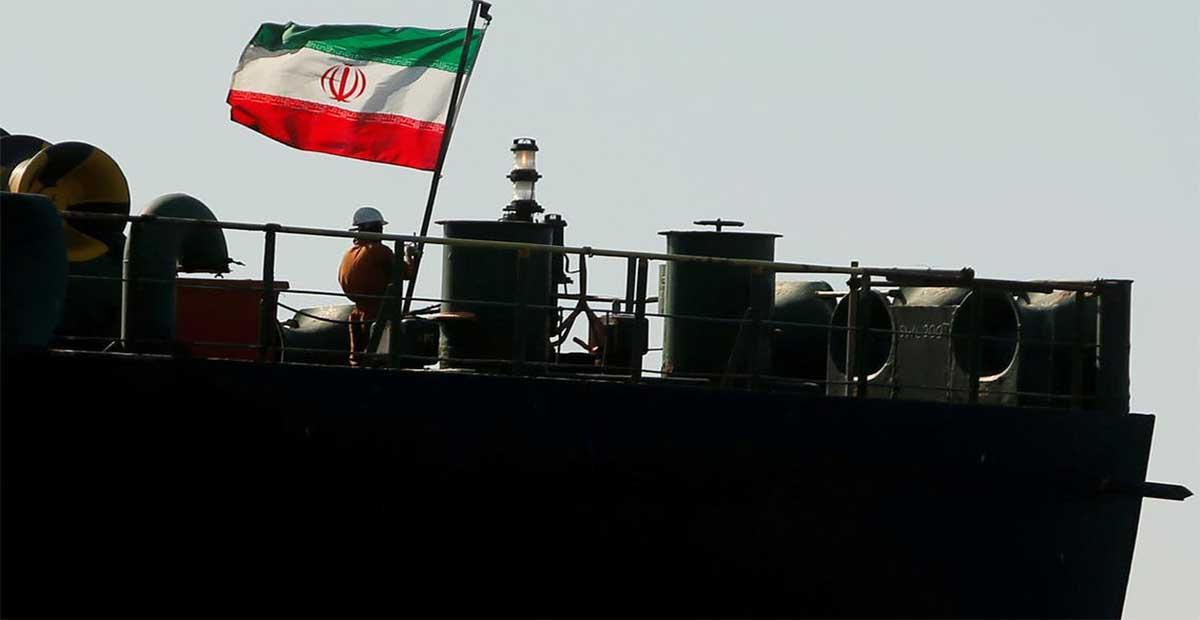 ناقلة نفط ايرانية